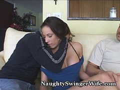 Brunette, Bi Cuckold, Girls Cumming Orgasms, Hot Wife, Real, Reality, Slut Sharing, Shared Real Wives, Milf Housewife, Perfect Body Amateur Sex, Eat Sperm