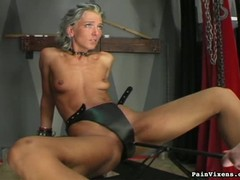 Fetish Dungeon, fucked, Perfect Body, Slave Girls
