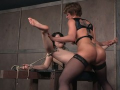 BDSM, Brunette, Experienced, Perfect Body Amateur, Real