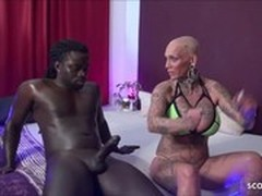 Bbc, African, Afro Penis, creampies, German Porn Videos, German Big Cock, German Anal Creampie, Very Big Dick, Mature Perfect Body
