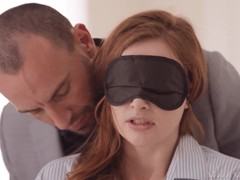 Blindfolded Girl Fucking, Erotica, Hard Sex, hard, Italian, Mature Perfect Body, red Head