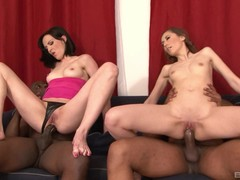 Foursome, anal Fucking, Arse Drilling, Assfucking, Prostitute, Buttfucking, Foursome Swingers, Interracial, Mature Interracial Anal, Perfect Body Amateur Sex