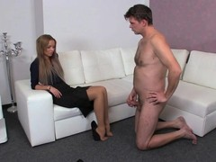 Cum in Throat, Foot Fetish, footjobs, Perfect Body, Sperm Covered, Milf Stockings