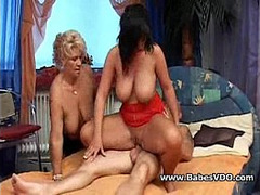 german Porn, German Milf Threesome Hd, Threesome, Threesomes