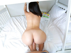 Young College Girl, Fucked by Huge Dick, Dorm, Fantasy, Amateur Foreplay, Amateur Rough Fuck, Hardcore, Milf Seduces, Stroking, Perfect Body
