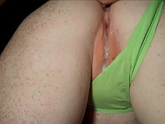 Creampie, Cum on Face, Pussy Cum, Doggystyle Fuck, Fucking, in Panties, hole, String Bikini, Wet, Wet Panties, Creamy Pussy Juice, Dripping Pussy Fuck, Amateur Teen Perfect Body, Sperm in Pussy